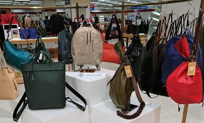 全国の消費者に日本のなめし革・革製品の魅力と価値を恒常的に訴求するため、 全国の主要な百貨店とのコラボで開催するイベント事業