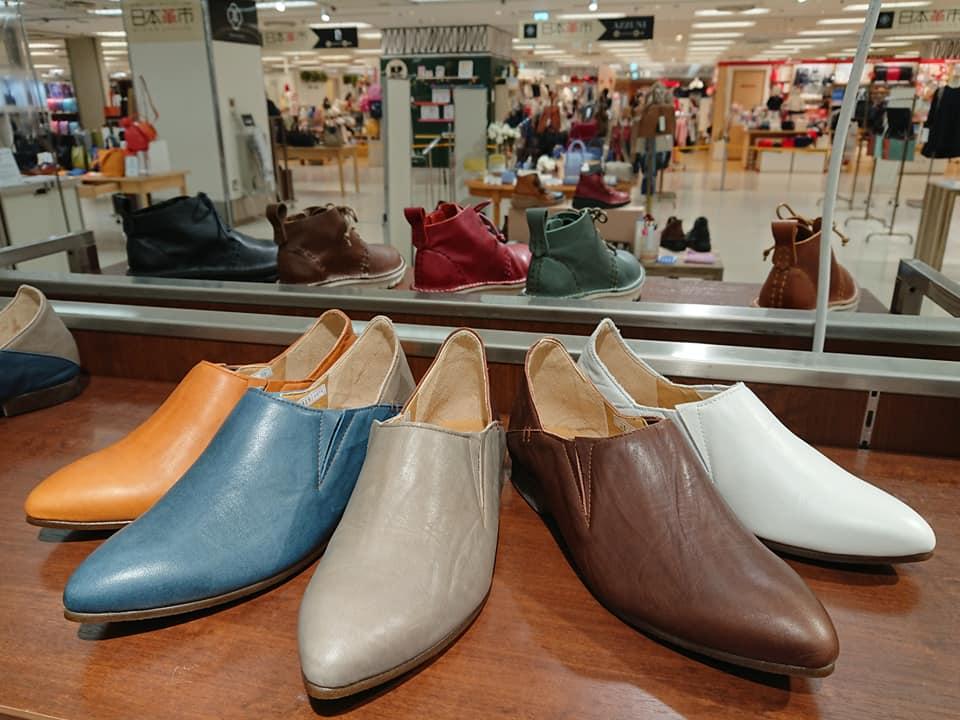 日本人特有の足型を熟知した職人がつくるTODAY'Sの革靴