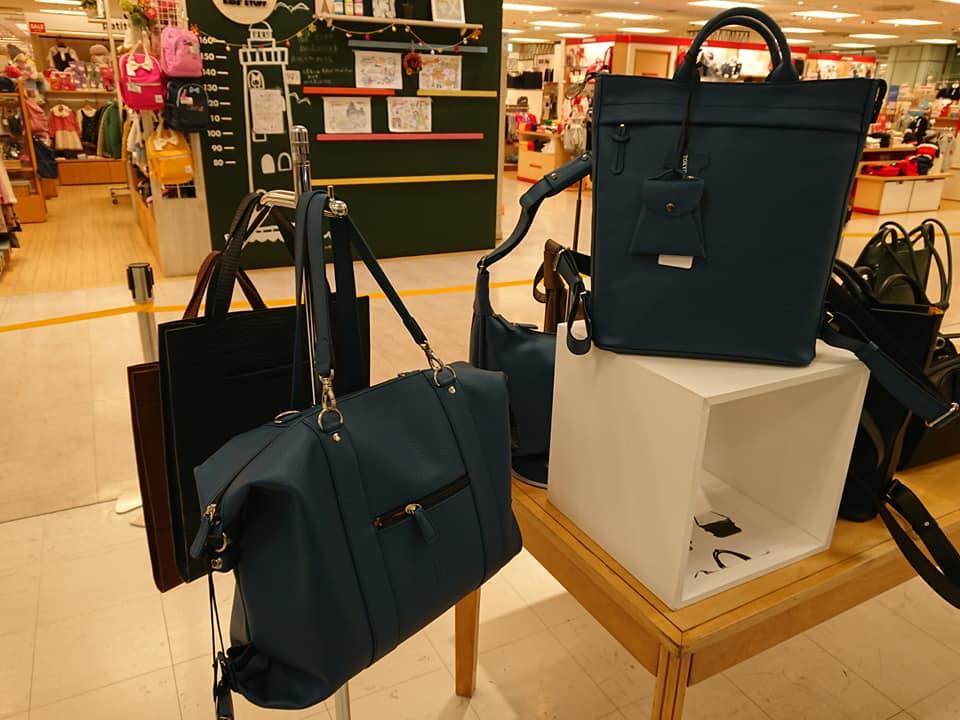 大きめレザーバッグ、ボストンバッグが旅行用に人気
