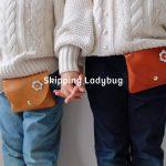キッズの必需品!キッズレザーブランド「Skipping Ladybug」がデビュー