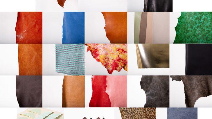 「東京レザーフェア」恒例企画<極めのいち素材>オンラインで公開
