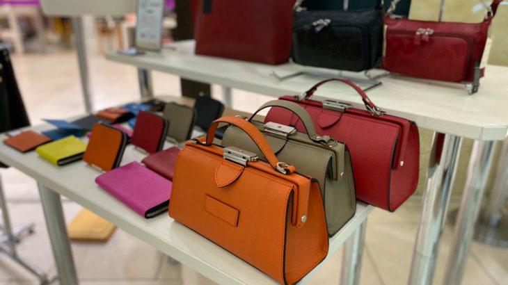 広島で初開催「日本革市」スタート 21-22年秋冬トレンドカラーの革製品をいち早く提案
