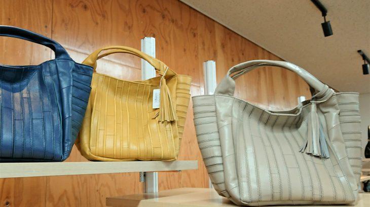 大阪ハンドバッグ協同組合 合同展示会「K・n・o・t collection」スナップ