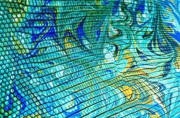【ショールームからレザートレンドを探る】マーブリングブルー × プレミアムレザー