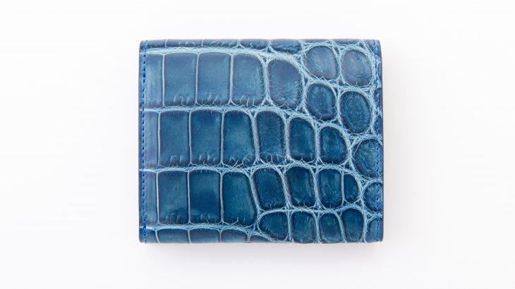 「LEON.jp」<欲張りな大人は必見! 無敵の財布とは?>に、クロコタンナーのオリジナルブランドが登場